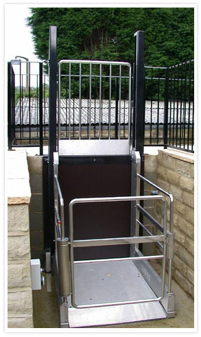vertical platform lifts