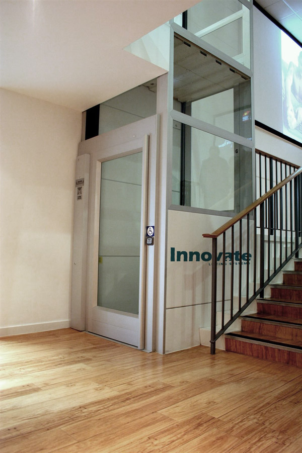 Vertical Platform Lift : Vertical platform lifts uk innovate lifting systems