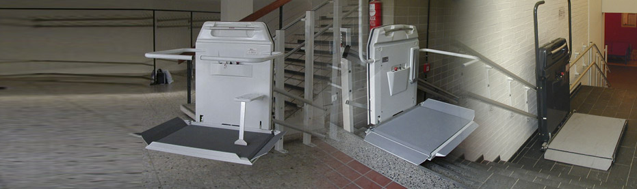 Inclined Platform Lifts UK - Innovate Lifting Systems
